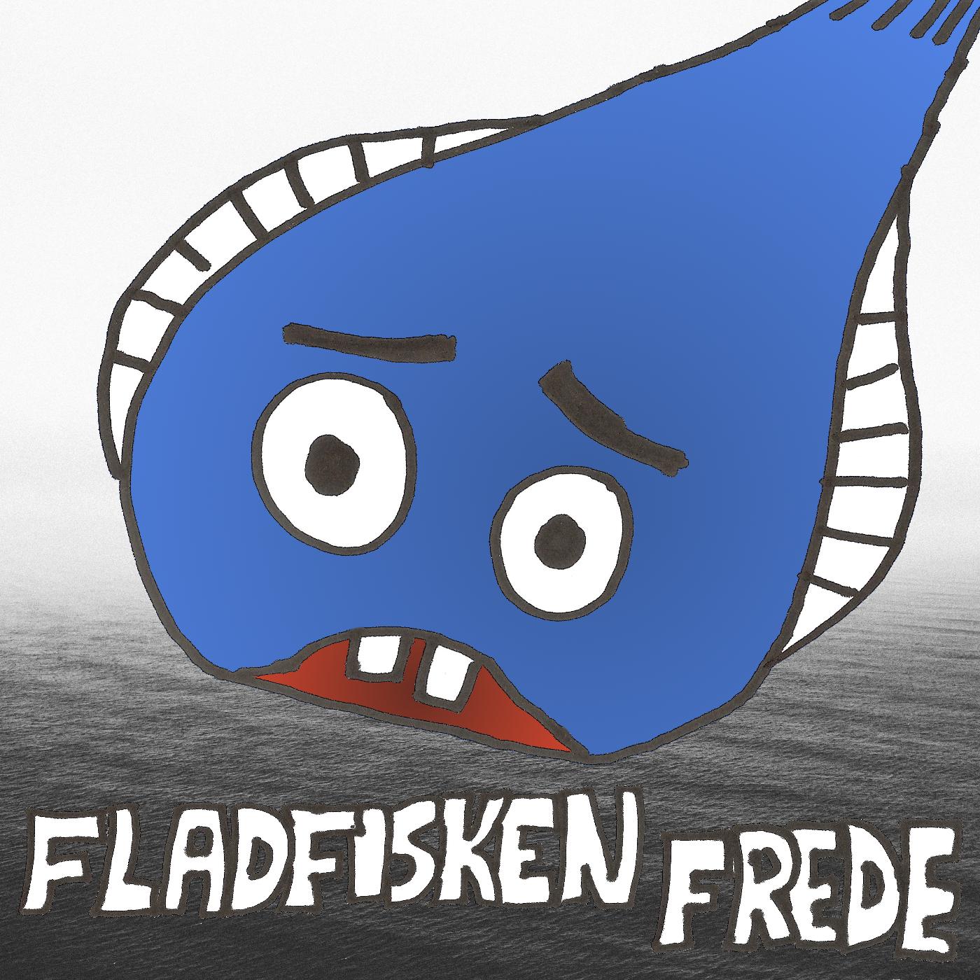 Fladfisken Frede